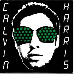 Calvin Harris ‎– Merrymaking At My Place - CD Single Promo