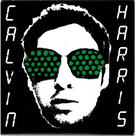 Calvin Harris – Merrymaking At My Place - CD Single Promo