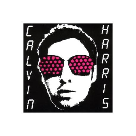 Calvin Harris – The Girls - CD Single Promo