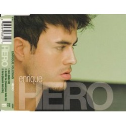 Enrique Iglesias ‎– Hero - CD Maxi Single