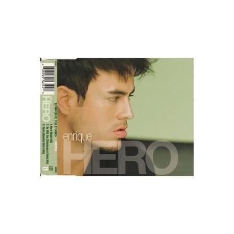 Enrique Iglesias – Hero - CD Maxi Single