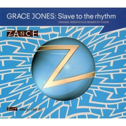 Grace Jones ‎– Slave To The Rhythm - CD Maxi Single