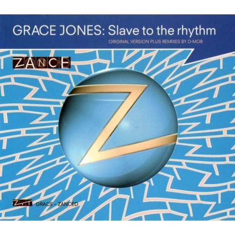 Grace Jones – Slave To The Rhythm - CD Maxi Single