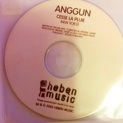 Anggun - Cesse La Pluie - New Voice - CDr Promo