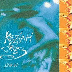 Keziah Jones ‎– Live E.P - CD Maxi Single