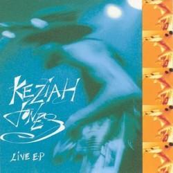 Keziah Jones – Live E.P - CD Maxi Single