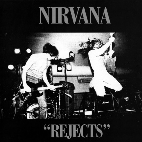 Nirvana – Rejects - LP Vinyl