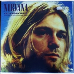 Nirvana ‎– Outcesticide II The Needle & The Damage Done - LP Vinyl - Coloured Red