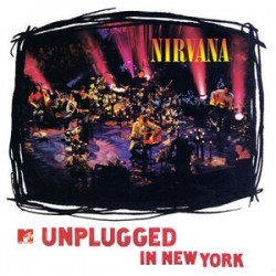 Nirvana ‎– MTV Unplugged In New York - LP Vinyl