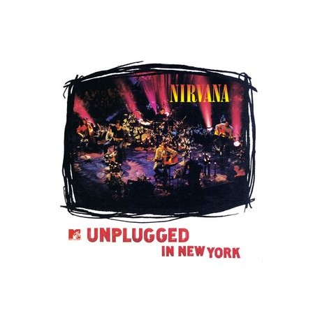 Nirvana – MTV Unplugged In New York - LP Vinyl