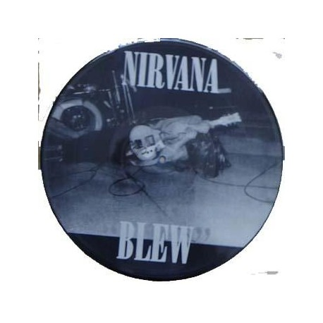 Nirvana – Blew - Picture Disc Vinyl