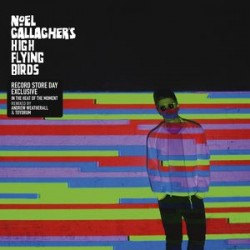 Noel Gallagher's High Flying Birds ( Oasis ) ‎– In The Heat Of The Moment - Maxi Vinyl