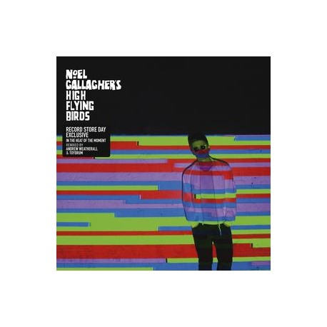 Noel Gallagher's High Flying Birds ( Oasis ) – In The Heat Of The Moment - Maxi Vinyl