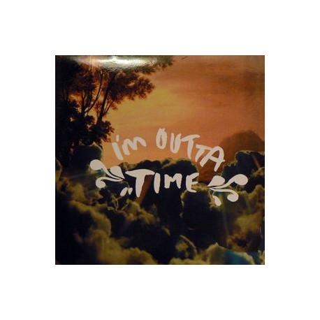 Oasis – I'm Outta Time - Maxi Vinyl - Promo