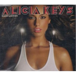 Alicia Keys ‎– Superwoman - CD Maxi Single Promo