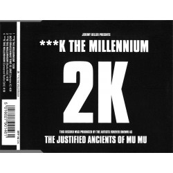 2K ‎– ***k The Millennium - CD Maxi Single