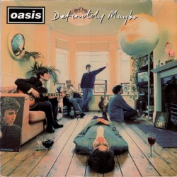 Oasis – Definitely Maybe - Double LP Vinyl