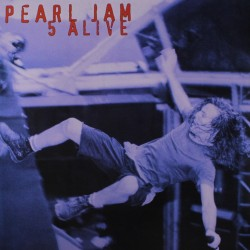 Pearl Jam ‎– 5 Alive - Coloured - LP Vinyl