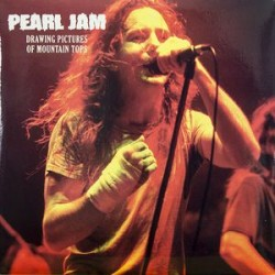 Pearl Jam ‎– Drawing Pictures Of Mountain Tops - Double LP Vinyl - Coloured