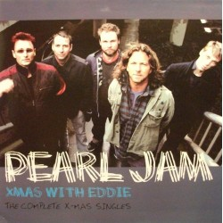 Pearl Jam ‎– Xmas With Eddie - The Complete Xmas Singles - LP Vinyl