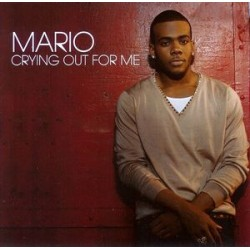 Mario ‎– Crying Out For Me - CD Maxi Single Promo