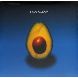 Pearl Jam ‎– Pearl Jam - Double LP Vinyl - Coloured Blue - Avocat - Avocado