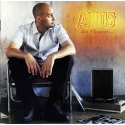 Anis - Avec le Vent - Cergy - CD Single Promo 4 Tracks