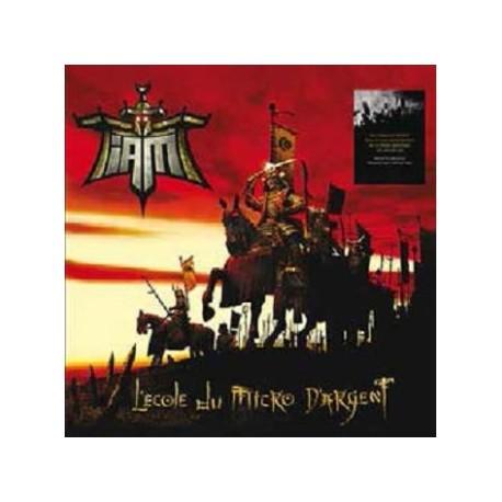 IAM – L'École Du Micro D'Argent - Triple Vinyl LP - Edition 2015 - 180Gr.