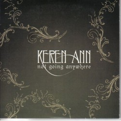 Keren Ann - Not Going Anywhere - CD Single Promo