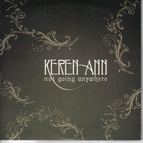 Keren Ann - Not Going Anywhere - CD Single Promo