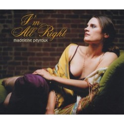 Madeleine Peyroux ‎– I'm All Right - CD Maxi Single