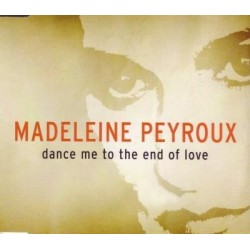 Madeleine Peyroux ‎– Dance Me To The End Of Love - CDr Single Promo