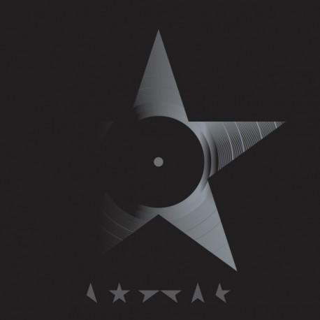 David Bowie - Blackstar - LP Vinyl - 8 Janvier 2016