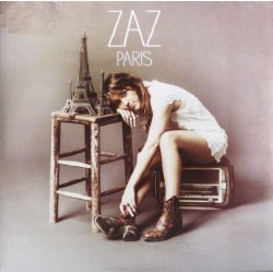 Zaz ‎– Paris - Double LP Vinyl