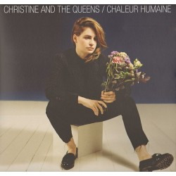 Christine And The Queens ‎– Chaleur Humaine - LP Vinyl - Gatefold - Coloured Blue + CD