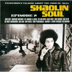 Shaolin Soul - Episode 2 - Compilation - Double LP Vinyl