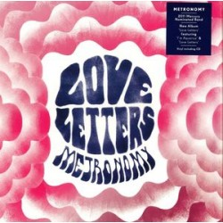 Metronomy ‎– Love Letters - LP Vinyl + CD