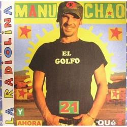 Manu Chao – La Radiolina - Double Vinyl LP + CD - Edition 2013
