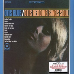 Otis Redding ‎– Otis Blue / Otis Redding Sings Soul - LP Vinyl - Coloured Blue - Edition 180 Gr.