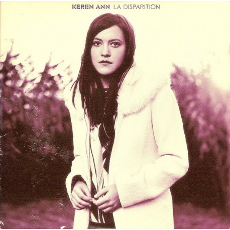 Keren Ann - La Disparition - CD Album Promo
