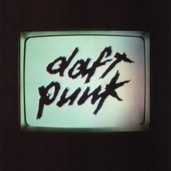 Daft Punk ‎– Human After All - Double LP Vinyl