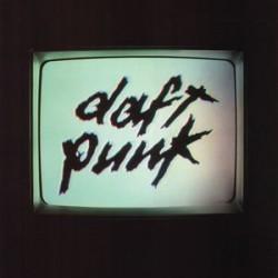 Daft Punk – Human After All - Double LP Vinyl