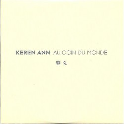 Keren Ann - Au Coin du Monde - CD Single Promo