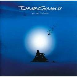 David Gilmour ‎– On An Island - LP Vinyl Gatefold - Edition 180 Gr.