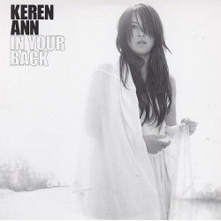 Keren Ann - In Your Back - CD Single Promo