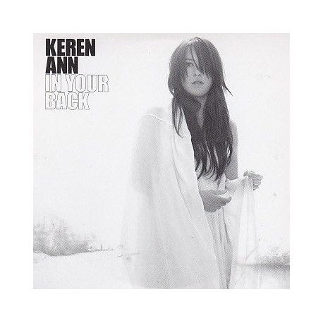 Keren Ann - In Your Back - CD Single Promo