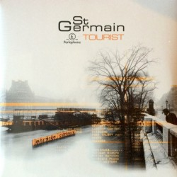 St Germain ‎– Tourist - Double LP Vinyl
