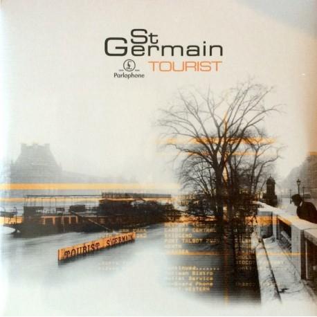 St Germain – Tourist - Double LP Vinyl