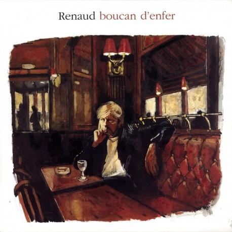 Renaud – Boucan D'Enfer - Double LP Vinyl - Edition 180 Gr.