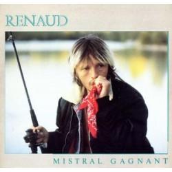 Renaud – Mistral Gagnant - LP Vinyl - Nouvelle Edition